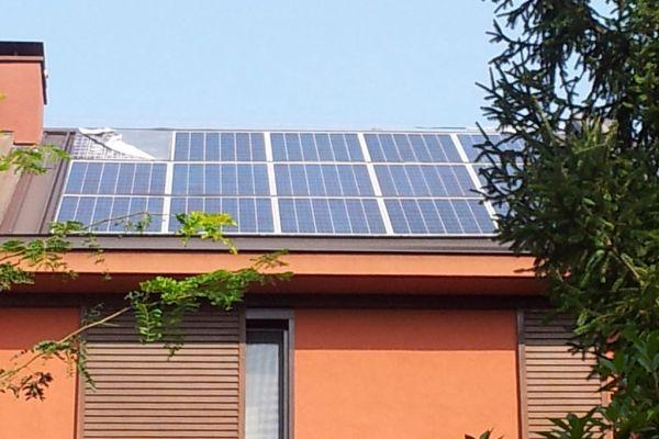 Impianto fotovoltaico a #Monza